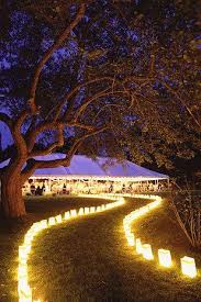 diy outdoor wedding lighting. Outdoor Summer Wedding Ideas On A Buddget DIY Diy Lighting