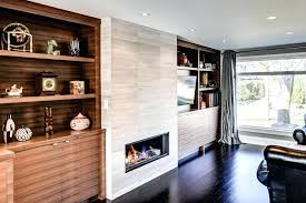 wall mounted fireplace ideas family room contemporary with additions architect basement black image by building electric