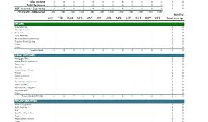 Household Expense Sheet Daily Budget Tracker Excel Template Personal Expense