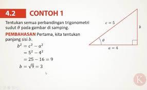 Pada halaman ini selanjutnya disajikan beberapa contoh soal mengenai nilai perbandingan trigonometri untuk sudut di kuadran iv berdasarkan prinsip perbandingan trigonometri sudut berelasi. Contoh Soal Perbandingan Trigonometri Sudut Berelasi Pada Semua Kuadran 2 Cute766