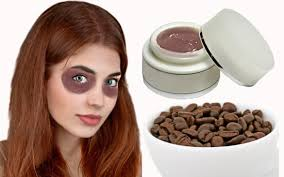 Have 1 tsp twice a day with warm milk. Get Rid Of Dark Circles Under Eye Wrinkles With Coffee Eye Masks