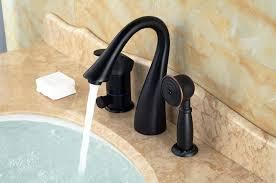 bronze bathtub faucet now luxury 3 hole deck mount oil rubbed bronze bathtub shower faucet