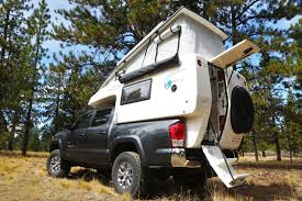 EarthCruiser shrinks off-road expedition camping down to Tacoma size