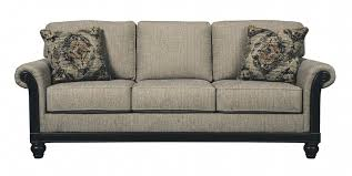 P Blackwood  Taupe Sofa