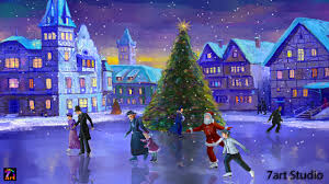 free live wallpapers for windows xp. christmas rink screensaver and live wallpaper - your brilliant festive window into a fairy tale. free wallpapers for windows xp i