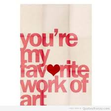 Love Art Quotes