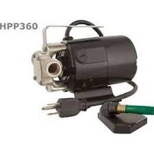 centrifugal sump pump garden hose