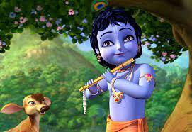Little Krishna HD Wallpapers