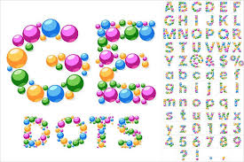 colored bubble letters 21 alphabet bubble letter designs free premium download