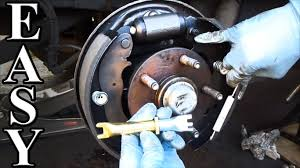 How to Change Drum Brakes (In depth, ultimate guide) - YouTube