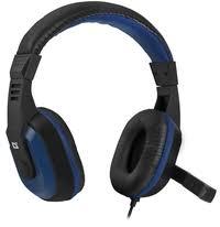 Gaming headset <b>Defender Warhead G</b>-190 blue + <b>black</b>, cable 2,5 m