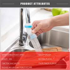 Detail Feedback Questions About Creative Water Faucet Sprayer Spray