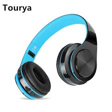 Hot Price #5cff - <b>Tourya B3 Bluetooth Headphones</b> Wireless Stereo ...