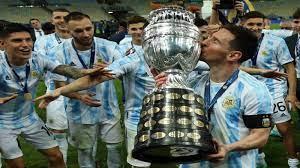 Copa America 2021: Lionel Messi ends ...