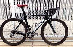 Fuji Transonic 1 0 Full Carbon Dura Ace 11 Spd 54cm Frame