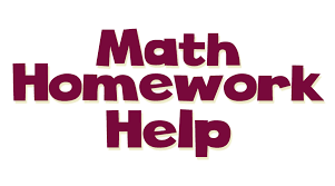 math homework help room
