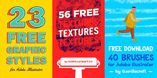Free Design Resources Bundle By Guerillacraft Free Download
