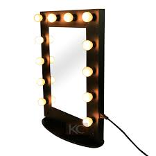 professional hollywood style makeup mirror with led light desktop metal mirror metal mirror lighted desktop makeup mirror hollywood style makeup