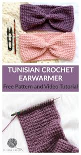 Tunisian Crochet Patterns For Beginners