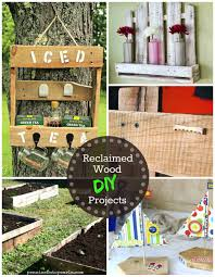Reclaimed Wood Projects Reclaimed Wood Diy Projects