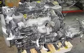 Nissan Caravan E24 Diesel Engine TD27Ti | Japan Open Market