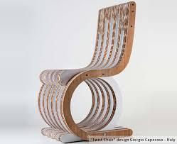 cardboard chair design. Let\u0027s Examine The Cardboard Chair Dreamed Up By Italian Designer Giorgio  Caporaso. The Dramatically Yet Elegantly Shaped Twist Chair Was Designed Around Design