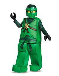 Lego Ninjago Lloyd Prestige Boys Costume Disguise Size L 10/12 for sale  online