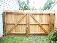Double fence gate Build Double Door Gate Fence Door Handles And Double Door For Sizing 3648 2736 Double Door Gate Fence Insulation In Homely House Could Be Real Problem Wh Wood Ideas Best Gates Images Wood Gates Blue Prints Carpentry