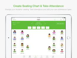 Seating Chart Template Teacherkit On The App Store