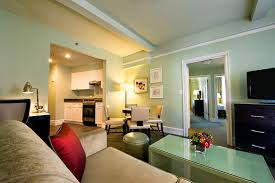 Elegant Suite With Two Rooms