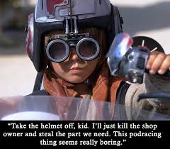 Star Wars Quotes New 48 Quotes That Could Have Saved The Star Wars Prequels Dorkly Post