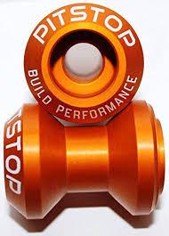 PITSTOP Swingarm Aluminium Spools <b>for KTM Duke</b> 200/250/390 ...