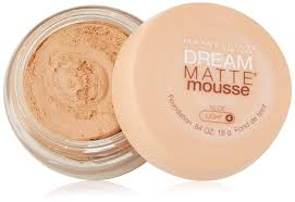 Maybelline Dream Matte Mousse Creamy Natural Light 5 Maybelline Dream Matte Mousse Foundation Classic Ivory 0 64 Fl Oz Pack Of 1