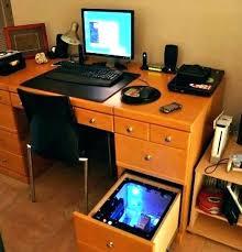 custom built computer desk built in computer desk built in computer desks s s custom built computer