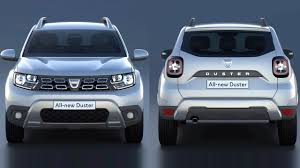 2018 renault duster. interesting 2018 new dacia duster 2018  all design changes on renault duster