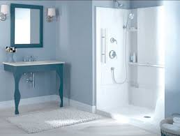 remove tub and replace with walk in shower home design