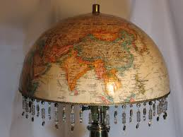 replacement glass globe lamp shades vintage shade replacements