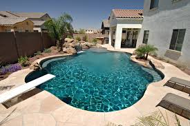 Backyard Swimming Pool Backyard Landscaping Ideas Swimming Pool Design Also Gorgeous