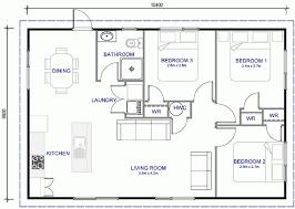 nzb70 motu three bedroom house plans