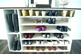 full size of home depot closetmaid shoe organizer closet diy door rack shelves wall bathrooms stunning