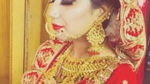indian look bridal makeup done by bhavana sharma