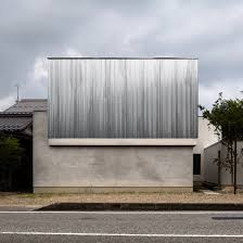 kouichi kimura completes steel wrapped home and studio for photographer in shiga