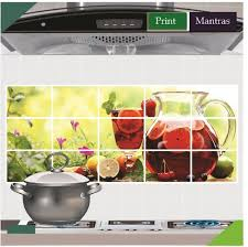 asmi collection large fresh fruits juice for kitchen sticker in india asmi collection