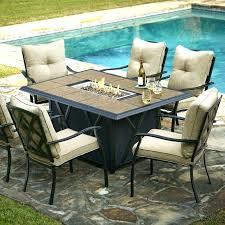 fire pit dining table. Fire Pit Dining Table Set Popular Propane .