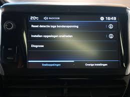 Peugeot 208 Bandenspanning Reset Information And Ideas Herz Intakt