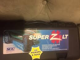 Super Z Tire Chain Size Chart Snow Chains