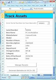 Free Excel Inventory Template Excel Inventory Template Barcode Scanner Download Free Excel