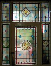 multi coloured pastel shades of antique rolled cathedral glass ref hawthorne gardens
