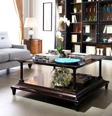furniture enchanting living room center table decoration ideas