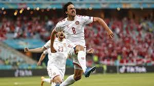 ไฮไลท์บอล ยูโร 2020 สาธารณรัฐเช็ก พบ เดนมาร์ก : เดนมาร์กม้ามืด clipballhot